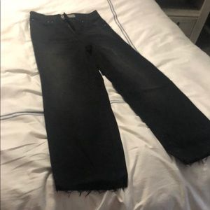 Black Point Sur wide leg jeans sz 24